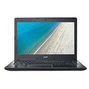 "Acer® TravelMate P249-M 14"" Notebook, LCD, Core i5-6200U, 128GB SSD, 8GB RAM, WIN 7 Pro, Black"