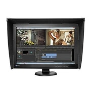 "EIZO® ColorEdge CG Series 24.1"" WUXGA LED LCD Monitor, Black (CG247X-BK)"