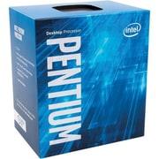 Intel® Pentium G4600 Dual-Core 3.6 GHz Desktop Processor, Socket H4 LGA-1151 (BX80677G4600)