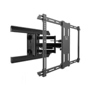 "Kanto Pro Series 80"" Full Motion TV Wall Mount, Black (PMX660)"