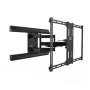 "Kanto Pro Series 80"" Full Motion TV Wall Mount, Black (PMX680)"