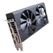 Sapphire Nitro Radeon™ RX 470 GDDR5 PCI-E 3.0 16x Graphic Card, 4GB, Black (11256-10-20G)
