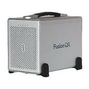 Sonnet™ Fusion USB 3.0/eSATA DAS Array, Black/Silver (FUS-DE4QR-0TB)