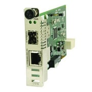 Transition Networks® ION C3210-1039 Single Port Gigabit Ethernet Media/Rate Converter