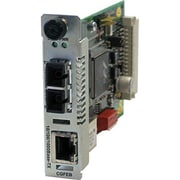 Transition Networks® Point System CGFEB1040-120 Single Port Gigabit Ethernet Media Converter