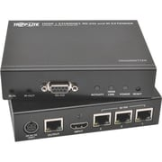 Tripp Lite HDBaseT HDMI Over Cat5e/6/6a Extender Kit with Ethernet Serial and IR Control (BHDBT-K-E3SI-ER)