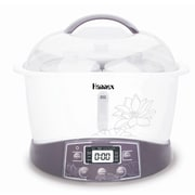 Hannex 3.4-Quart Electric Multi-Stew Cooker/Steamer Pot