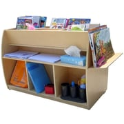 A+ Child Supply Arch 26'' Bookcase