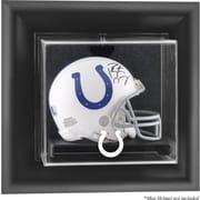 Mounted Memories NFL Wall Mounted Mini Helmet Logo Display Case; Indianapolis Colts