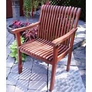 Outdoor Interiors Venetian Deluxe Arm Chair
