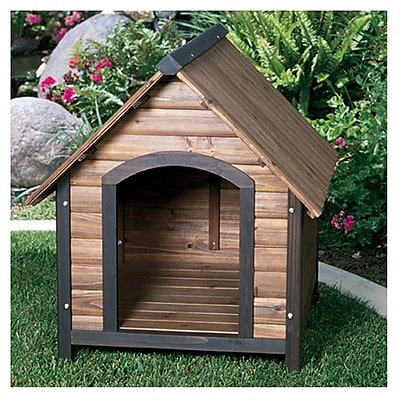 Precision Pet Outback Country Lodge Dog House;