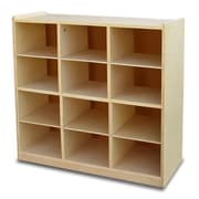 A+ Child Supply 12 Compartment Cubby