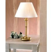 Lustrarte Lighting Classic Obidos 19.29'' Table Lamp; Antique Brass Mat