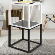 Casual Home Modular 2 Piece End Table Set