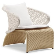 100 Essentials Exotica Single Chair w/ Cushions