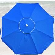 Shadezilla 6' Platinum Beach Umbrella