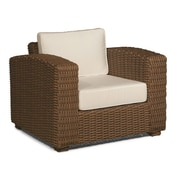 ElanaMar Designs Monaco Chair w/ Cushion; Navy