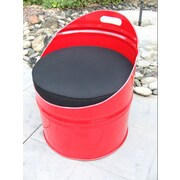 Drum Works Furniture Loft Indoor/Outdoor Club Chair w/ Cushions