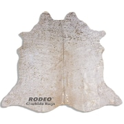 Rodeo Gold Area Rug; 6' x 8'