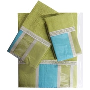 Daniels Bath Decorative 3 Piece Towel Set