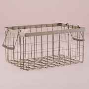 Weddingstar Rectangular Wire Basket