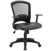 Rebrilliant Mesh Desk Chair; Black