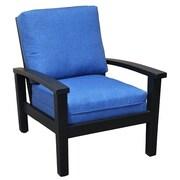 Casual Elements Capri Deep Seater Chair w/ Cushion