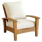 Casual Elements Barcelona Deep Seater Chair; Cream