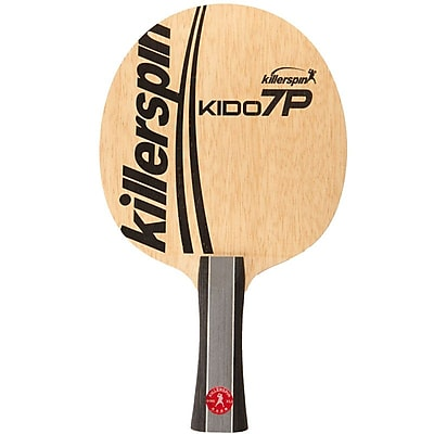 Killerspin Kido 5A - New Table Tennis Blade; Flared WYF078279985278