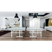 Killerspin MyT5 Table Tennis Table; White