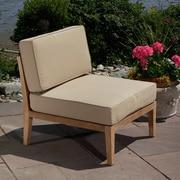 Madbury Road Bali Armless Chair w/ Cushion