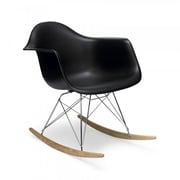 C2A Designs Eiffel Rocking Chair; Black