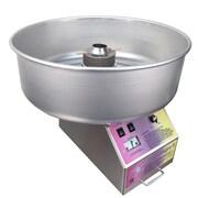 Paragon International Spin Magic 5 Cotton Candy Machine w/ Metal Bowl