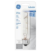GE 25W 130-Volt Light Bulb