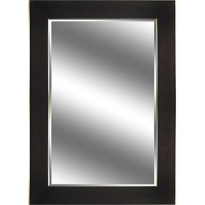 Y Decor Reflection Bevel Wall Mirror; 43''