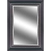 Y Decor Reflection Bevel Wall Mirror; 43'' H x 31'' W x 1'' D