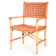 Kenian New Classics Malibu Arm Chair; Natural