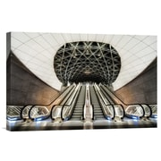 Global Gallery 'Below the Concrete Surface' by Jacek Oleksinski Photographic Print on Wrapped Canvas