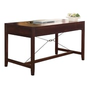 Fairfax Home Collections Companion Writing Desk; Dark Cherry