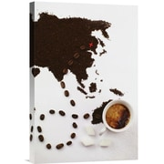 Global Gallery 'The Best Coffee in the World' by Dina Belenko Photographic Print on Wrapped Canvas