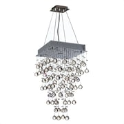 Worldwide Lighting Icicle 5 Light Crystal Chandelier