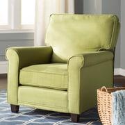 Hokku Designs Harrow Arm Chair; Green