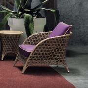 100 Essentials Flora Chair w/ Cushions