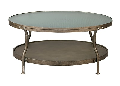 Ink + Ivy Cambridge Round Coffee Table WYF078279976249