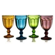 Circle Glass Rockford 19.4 oz. Goblet (Set of 4)