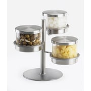 Cal-Mil Mixology 3 Tier Jar Holder w/ Lid