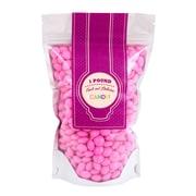 Bright Pink Milk Chocolate Milkies, 1 LBS