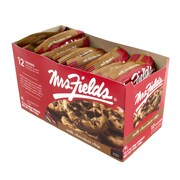Mrs. Fields Milk Chocolate Chip, 12 Count
