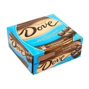 Dove Milk Chocolate, 18 Count