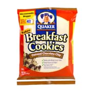 Quaker Breakfast Cookie Chocolate Chip 50 Ct